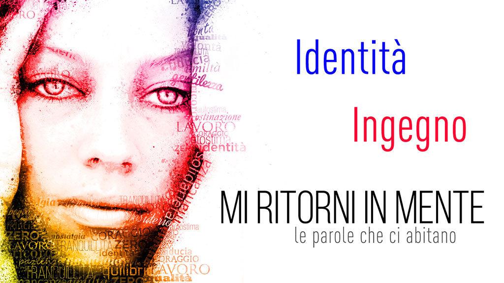 identita e ingegno - alfabeto salute mentale