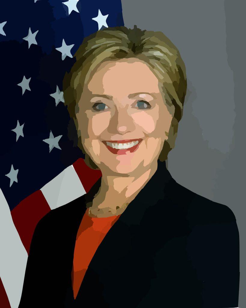 hillary clinton candidata elezioni americane 2016