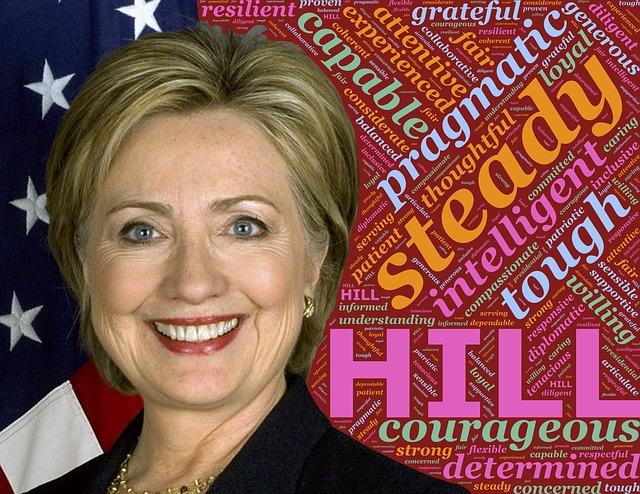 Hillary Clinton - First Lady e Segretario di Stato