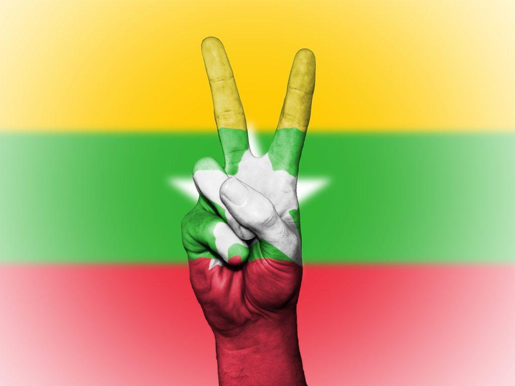Bandiera della Birmania - chi è Aung San Suu Kyi