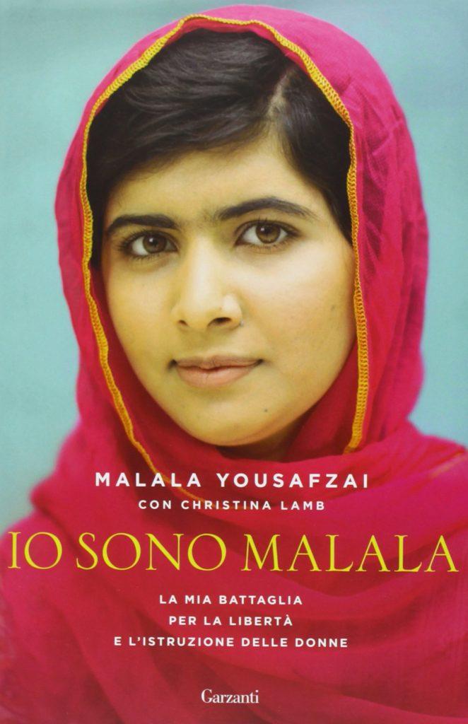 Io sono Malala - copertina libro