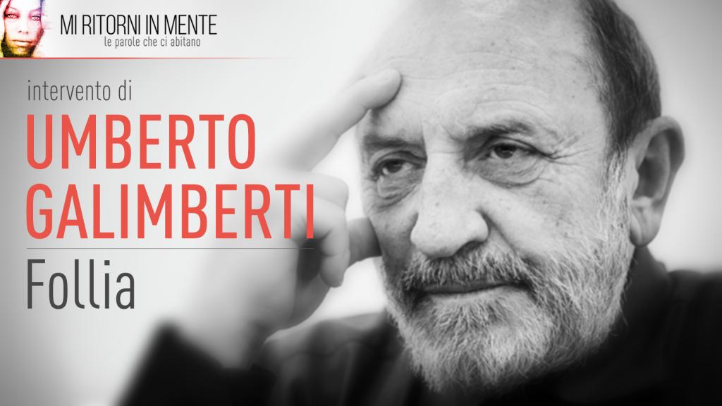 Umberto Galimberti - alfabeto della salute mentale