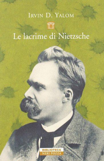 Le lacrime di Nietzsche di Irvin Yalom_copertina