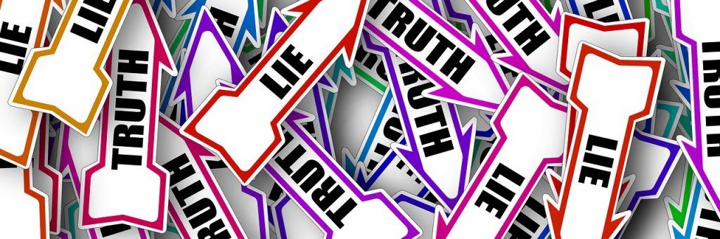 verità e bugia